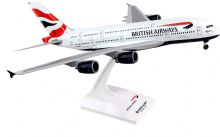 Airbus A380 BA British Airways Skymarks Collectors Model Scale 1:200 SKR652 G-XLEA E